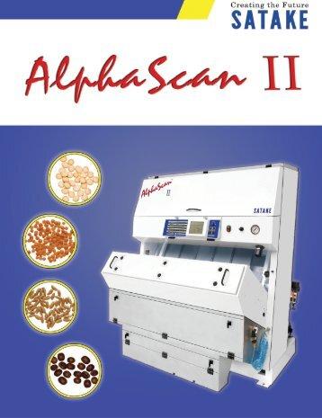 Alphascan - Satake Europe Limited