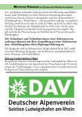 LU-alpin 1/2004 - JDAV Ludwigshafen - Seite 3