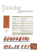 TONDACH ® Tasche eckig - Tondach Gleinstätten AG - Seite 2