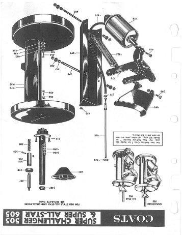 Parts Identification Ref