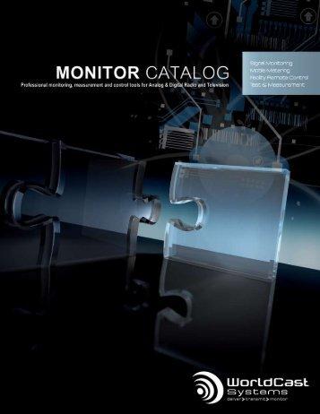 Audemat Monitor Catalog