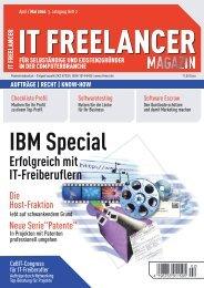 IT Freelancer Magazin Nr. 2/2006