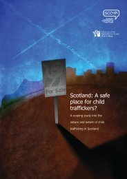SCCYP CT Report - Scotland's Commissioner for Children and ...