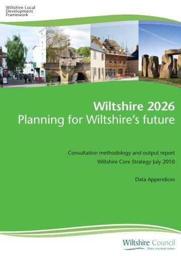 Wiltshire 2026 Consultation Methodology and ... - Wiltshire Council