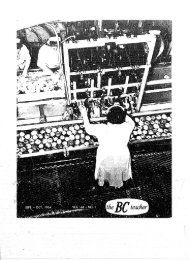 Volume 44, Number 1, September/October 1964 - BCTF Home
