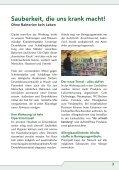 Lustvoll Reinigen Lustvoll Reinigen - Umweltberatung - Seite 3