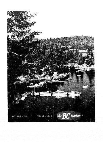 Volume 43, Number 8, May/June 1964 - BCTF Home - British ...