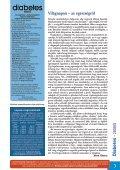 Diabétesz Világnap - Diabetes - Page 3
