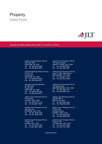 Property - JLT