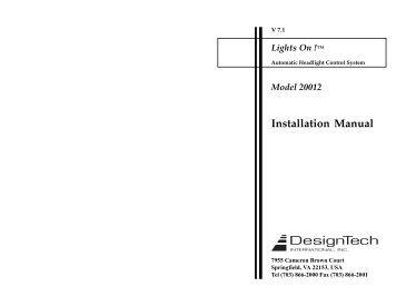 remote car starter installation manual for model ready remote installation manual ready remote