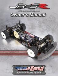 JRXS Type R Owners Manual - Team Losi Racing