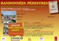 bulletin 2012 - Saint-Emilion
