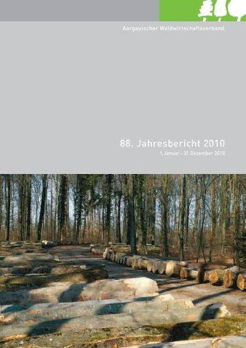 88. Jahresbericht 2010 - AWV