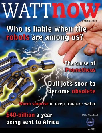 download a PDF of the full June 2011 issue - Watt Now Magazine