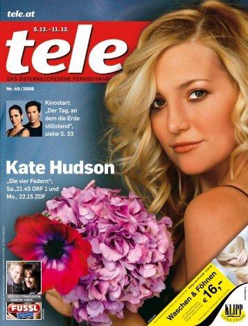 Kate Hudson - Tele.at