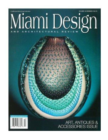 Miami Design - Rose Tarlow Melrose House