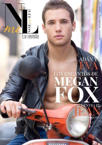 NOEmeLIA La revista - Revista de moda, arte y actualidad