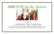 Spa Party Presentation - Beaty Nation | Arbonne | Pure and Safe ...