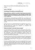 Medieninformationen - AMOSA - Seite 2