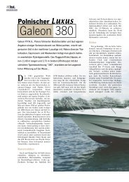 Galeon 380 - Galeon by HW BOOTSCENTER