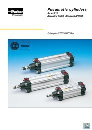 P1C ISO Cylinders - Duncan Rogers