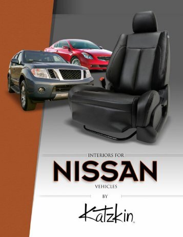 Nissan - ASC Automotive Styling Centre Ltd.
