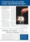 medlemsnyt - Det Faglige Hus - Page 7
