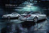 CLS 63 AMG Shooting Brake - Mercedes-Benz (UK)