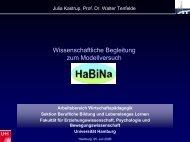 Präsentation des IBW (pdf, 180 kB)