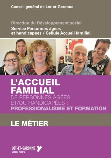 LLACCUEIL FAMILIAL - Famidac