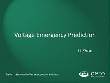Voltage Emergency Prediction - Ace