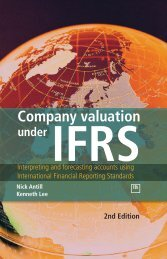 Company Valuation Under IFRS : Interpreting and Forecasting ...