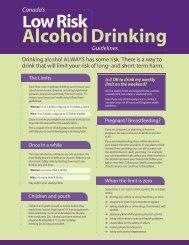 Alcohol Drinking - Government of Nova Scotia