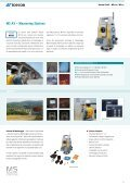 CATALOGO SURVEY / MAPPING - Topcon Positioning - Page 6