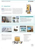 CATALOGO SURVEY / MAPPING - Topcon Positioning - Page 7
