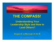 Understanding Your Leadership Style and How to Lead Others