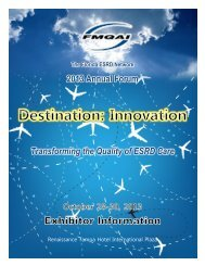 Exhibitor Brochure - FMQAI
