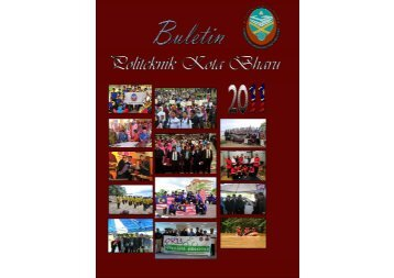 Buletin PKB - Politeknik Kota Bharu