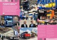 Einen Bericht zur transport logistic 2013 lesen Sie hier!
