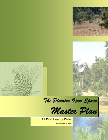 Pineries Open Space Master Plan
