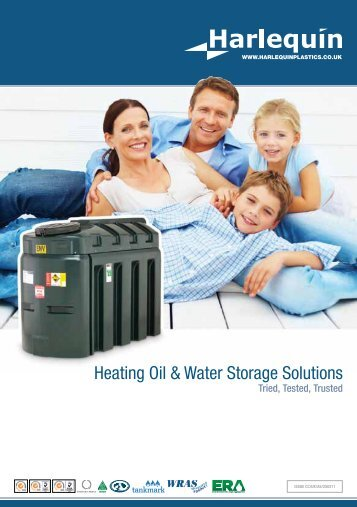 Heating Oil & Water Storage Solutions - the Derwent Group