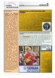 Download Nieuwsbrief nummer 8 - Music Schools