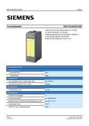 Product data sheet 6ES7138-4FB03-0AB0 - TP Automation e.K.