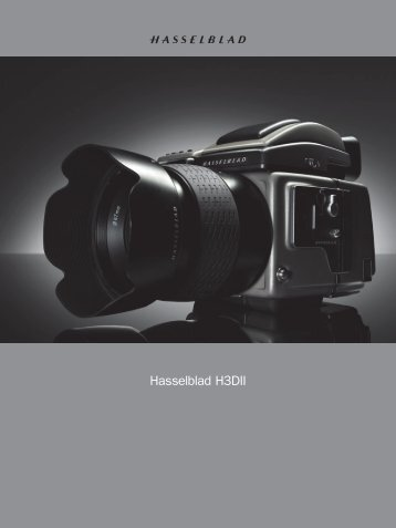 Drivers Update: Hasselblad CFII-39MS Digital Back