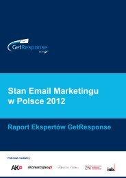 Stan email marketingu w Polsce 2012