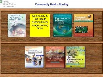 Community Health Nursing Bookshelf