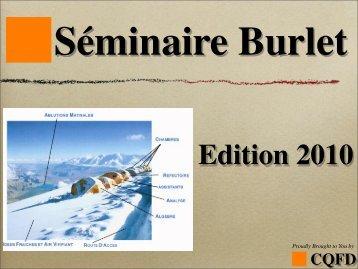 Edition 2010 - CQFD - EPFL