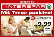 Mit Treue punkten! - INTERSPAR