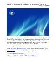 Manual för publicering av studentuppsats/examensarbete i DiVA