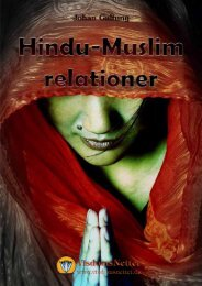 HINDU-MUSLIM RELATIONER - Johan Galtung - Visdomsnettet